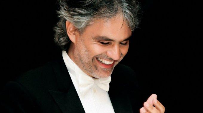Biografía de Andrea Bocelli
