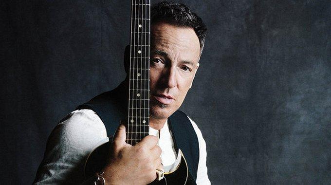 Gira de Bruce Springsteen para promocionar el libro Born to Run
