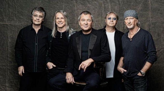 Biografía de Deep Purple