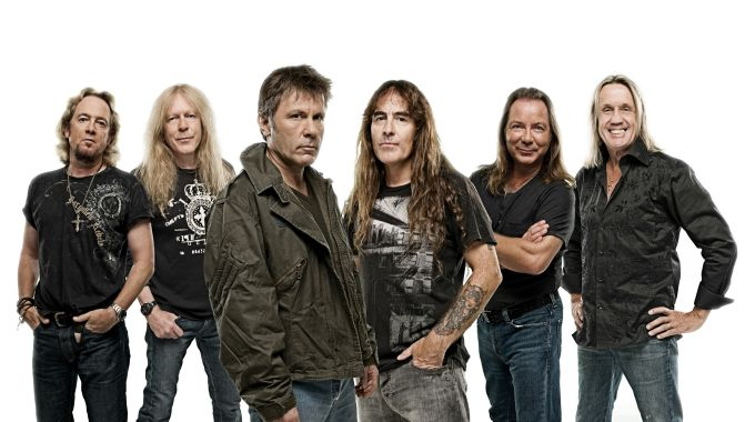 Iron Maiden | The Book of Souls