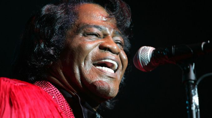 Biografía de James Brown
