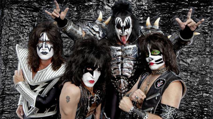 Conciertos de Kiss