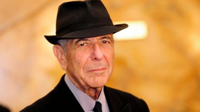 1934 Nace Leonard Cohen