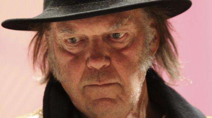 Biografía de Neil Young