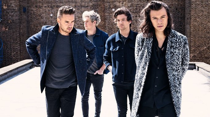 Biografía de One Direction