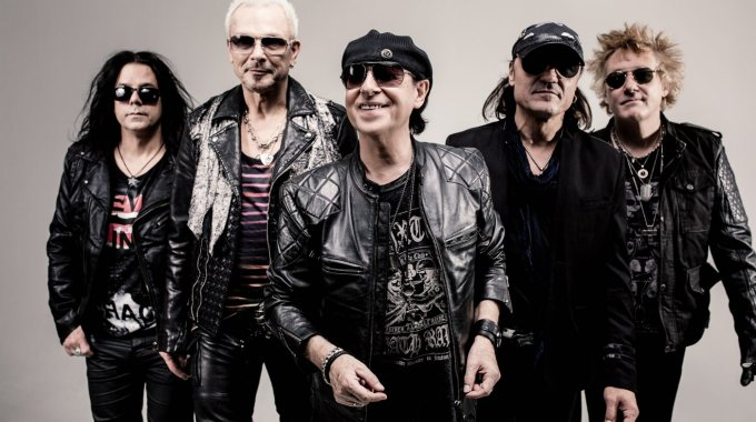 Scorpions | 50th Anniversary World Tour