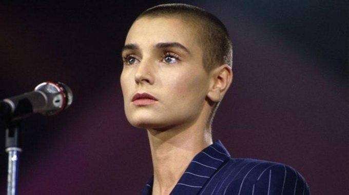 Biografía de Sinéad O'Connor