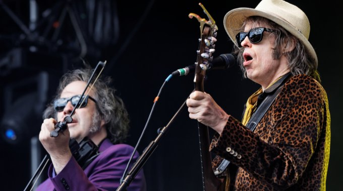 Biografía de The Waterboys