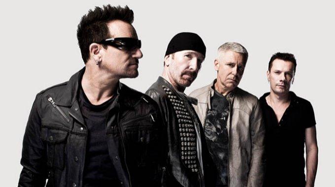 U2 de gira en España