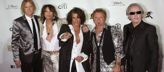 Aerosmith confirma residencia en Las Vegas para celebrar su 50 aniversario