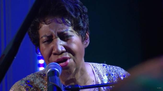 Aretha Franklin hospitalizada en estado muy grave. Se teme por su vida