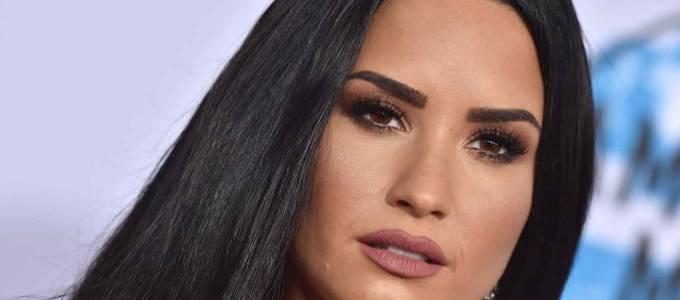 Demi Lovato habla por primera vez tras su ingreso por sobredosis