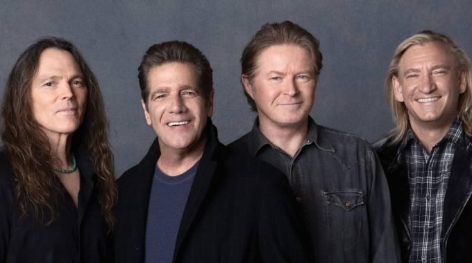 Eagles anuncia gira de conciertos para el próximo verano