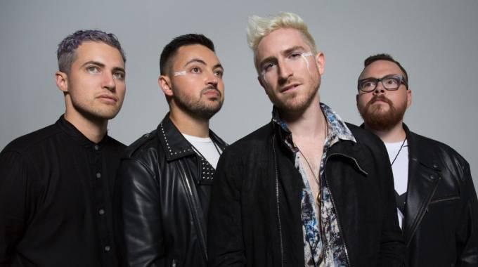 Imagine Dragons anuncian nuevo álbum, Origins