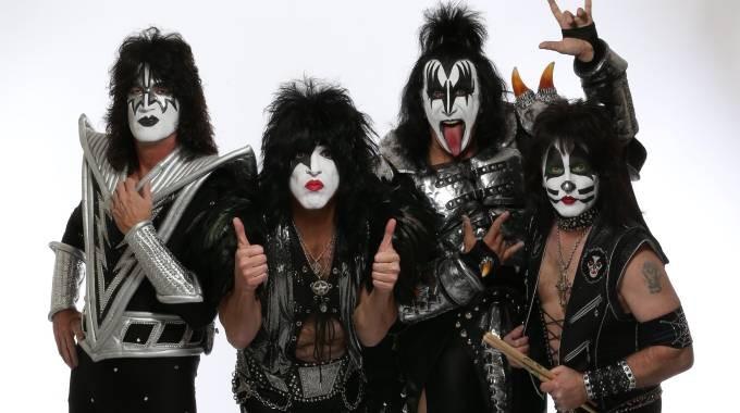 Kiss anuncia su despedida y un concierto en Madrid