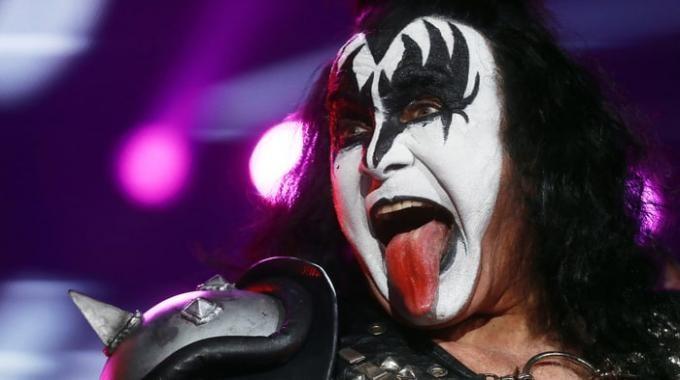 Kiss cancela próximos conciertos por la salud de Gene Simmons