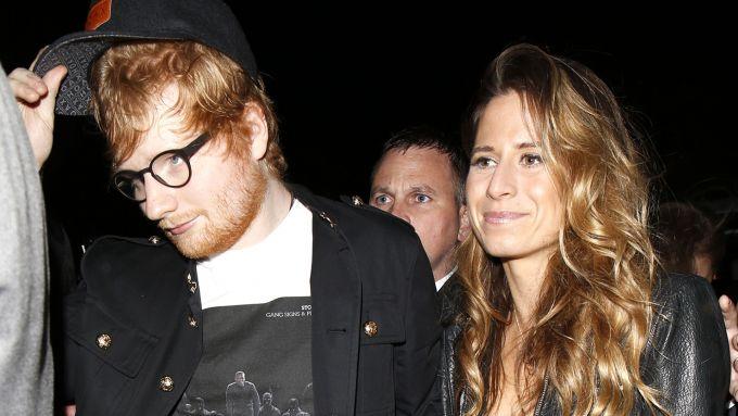La boda secreta de Ed Sheeran