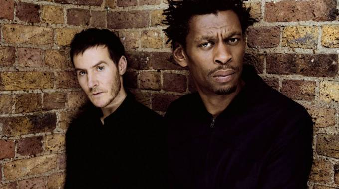 Massive Attack anuncian gira con presencia en España