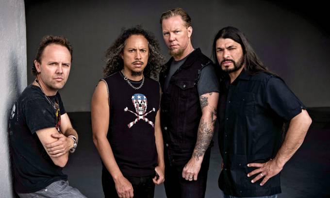Metallica anuncia actuaciones en España