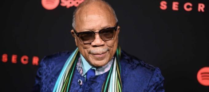 Netflix estrenará en septiembre la película sobre Quincy Jones
