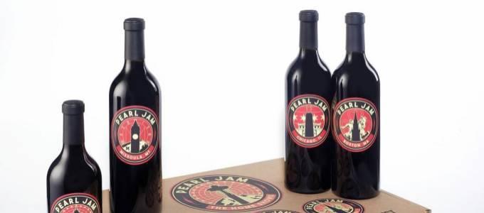 Pearl Jam lanza su propia marca de vinos y se agotan en 12 minutos