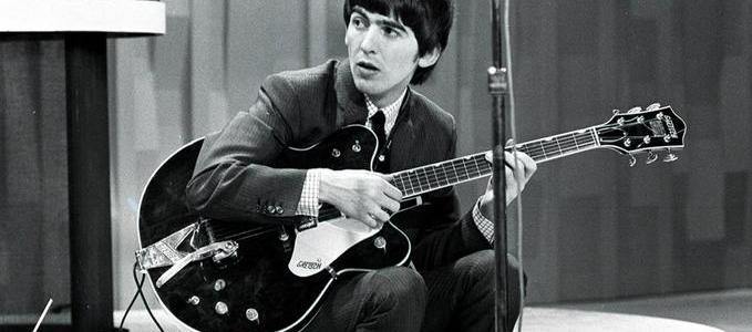 Se subasta la guitarra que George Harrison tocó en su último concierto en The Cavern
