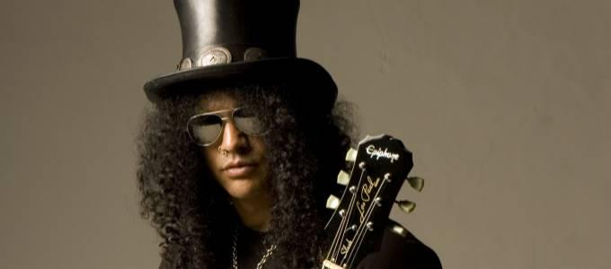 Slash opina que todos en Guns N' Roses quieren grabar nuevo álbum
