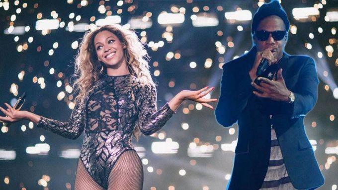 Un espontáneo intenta agredir a Beyoncé y Jay-Z durante un concierto