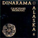 Discografía de Alaska: Canciones profanas