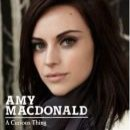 Amy MacDonald: álbum A Curious Thing