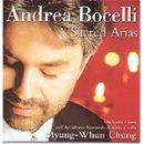 Discografía de Andrea Bocelli: Bocelli Sacred Arias