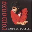 Andrea Bocelli: álbum Romanza (español)