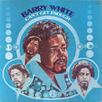 Discografía de Barry White: Can't Get Enough