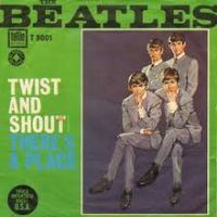 Canción  Twist And Shout de The Beatles