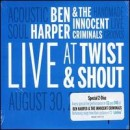 Discografía de Ben Harper: Live at Twist and Shout Records