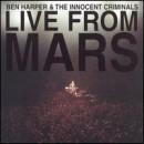 Discografía de Ben Harper: Live from Mars
