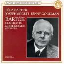 Discografía de Benny Goodman: Bartók: Contrasts; Mikrokosmos