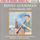 Discografía de Benny Goodman: In Stockholm 1959