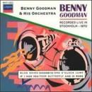 Discografía de Benny Goodman: Live in Stockholm 1970