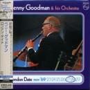 Discografía de Benny Goodman: London Date