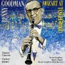Discografía de Benny Goodman: Mozart at Tanglewood