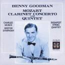 Discografía de Benny Goodman: Mozart: Clarinet Concerto and Quintet