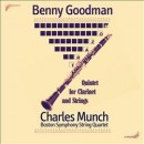 Benny Goodman - Mozart: Quintet for Clarinet and Strings