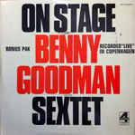 Discografía de Benny Goodman: On Stage