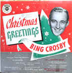 Discografía de Bing Crosby: Christmas Greetings