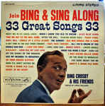 Discografía de Bing Crosby: Join Bing in a Gang Sing Along