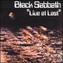 Discografía de Black Sabbath: Live at Last