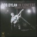 Discografía de Bob Dylan: Bob Dylan in Concert: Brandeis University 1963