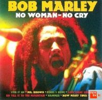 Canción  No Woman, No Cry de Bob Marley