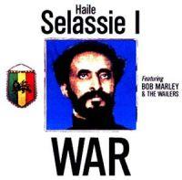Canción  War de Bob Marley